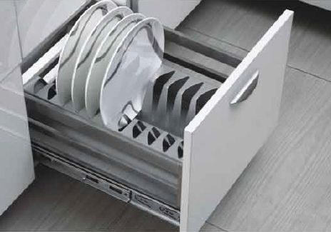 8u0027u0027 Bigger Plate Drawer & Sterling-wp